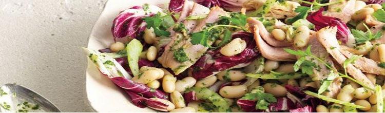 3 salate delicioase de primăvară