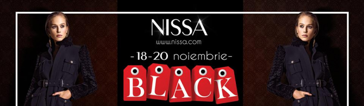 SUPER BLACK FRIDAY la NISSA!