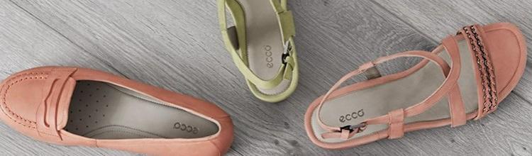Noua colecţie de balerini şi sandale ECCO Dress Comfort