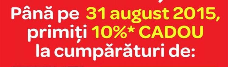 Ofertă specială de la Carrefour pentru proaspăt căsătoriți