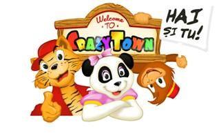 Crazy Town: spațiu de joacă