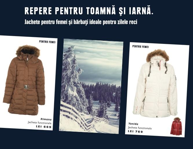 haine iarnă