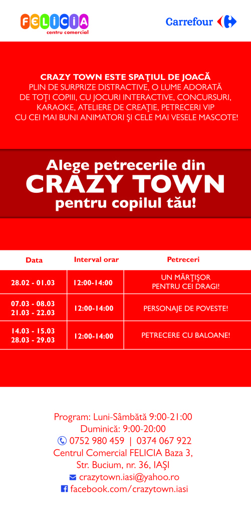 Crazy Town  fata-26