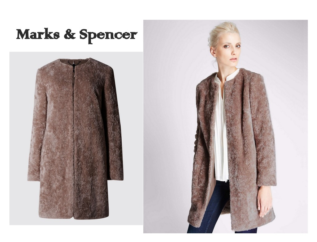 7 stiluri diferite de haina din blana-blana-roz-prafuit