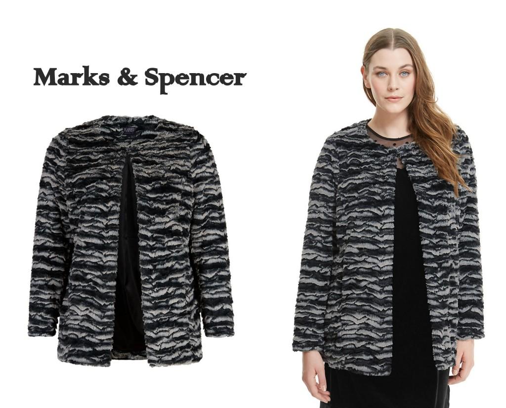 7 stiluri diferite de haina din blana-haina-blana-gri
