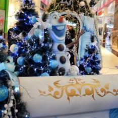 Magie de iarnă la Centrul Comercial Felicia