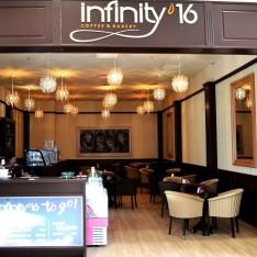 Savurați o cafea de calitate în noua Cafenea Infinity '16!