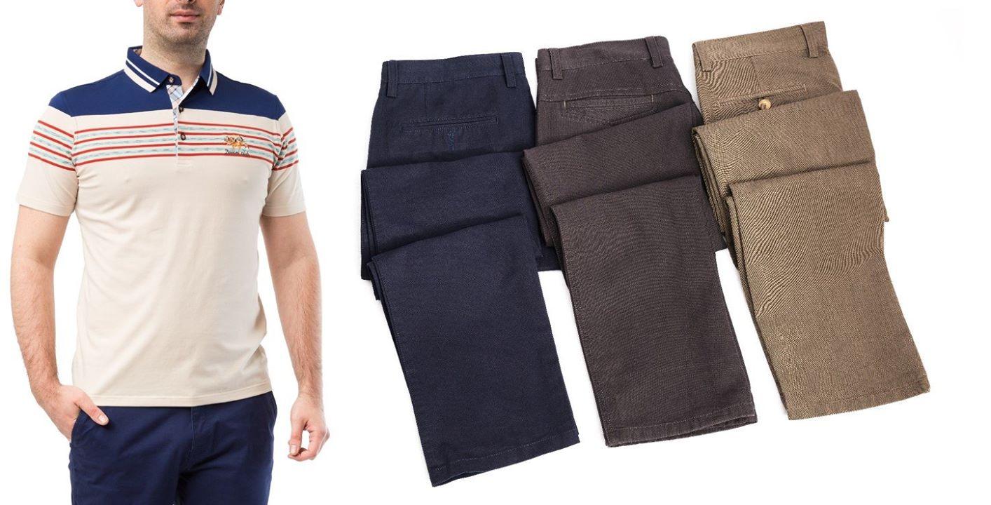 4. Tricourile sunt foarte diverse în modele și culori, dar cel mai versatil este tricoul polo, uni sau în dungi, dar nu cu embleme și sloganuri foarte mari. Dacă vrei să ieși în evidență cu un tricou polo, îl poți purta cu un pantalon chino si cu o pereche de pantofi de calitate. 5.