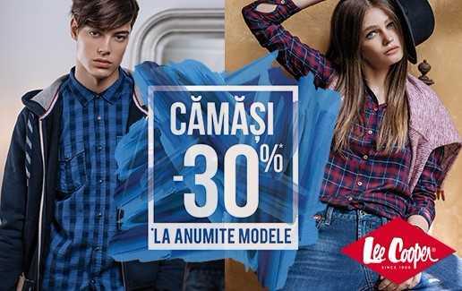 lee+cooper+camasi+promotii+iasi