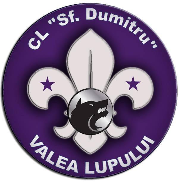 logo scout Valea Lupului