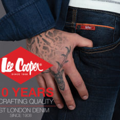 Ești fan denim? Descoperă un model de jeans nou – Lee Cooper
