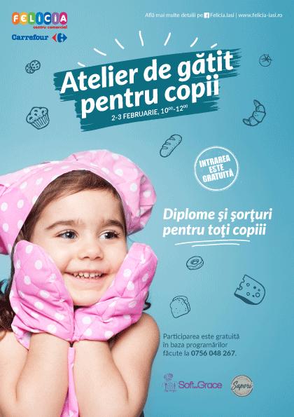 atelier+gatit+copii+felicia+iasi