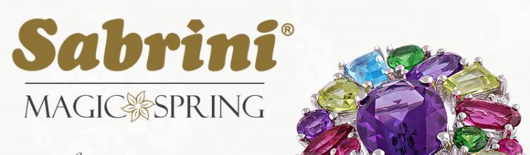 Noua colecție de bijuterii de primăvară de la Sabrini