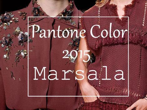 culoarea anului 2015