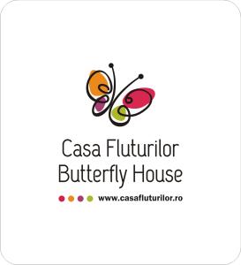 Casa Fluturilor Pradid-logo