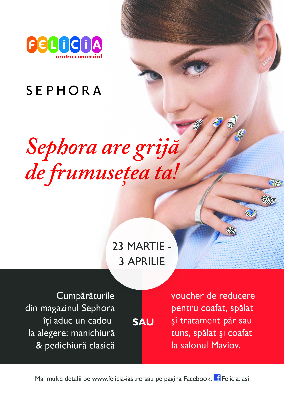 campanie-sephora-felicia-iasi