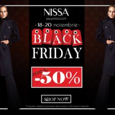 SUPER BLACK FRIDAY la NISSA!