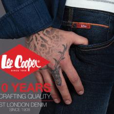 Ești fan denim? Descoperă un model de jeans nou - Lee Cooper