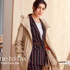 Mine to Five – noua colectie smart casual TOM TAILOR